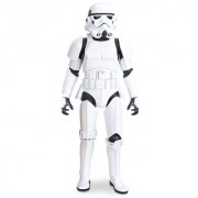 Krypton White Plastic Star Wars Stormtrooper Action Figure