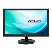 "Asus VS228DE Monitor da 21.5""/54.6 cm, Widescreen, 16:9, WLED/TN, 1920x1080, 200 cd/mq, Nero/Antracite"