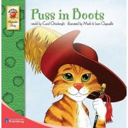 Puss in Boots by Carol Ottolenghi