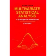 Multivariate Statistical Analysis by Sam Kash Kachigan