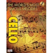 The World's Most Famous Melodies: Cello by Hal Leonard Corp