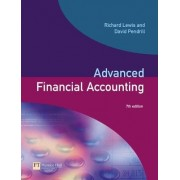 Advanced Financial Accounting by Richard Lewis