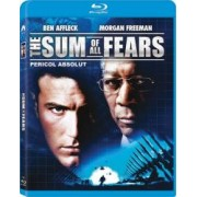 THE SUM OF ALL FEARS BluRay 2002