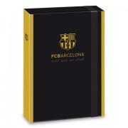 Barcelona füzetbox - A5 - fekete