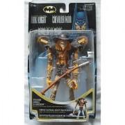 Batman 1996 Legends of the Dark Knight Premium Collector Series 7-1/2 Inch Tall Action Figure - Twister Strike Scarecrow