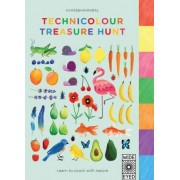 Technicolor Treasure Hunt by Hvass & Hannibal