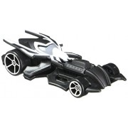 Hot Wheels, Marvel Character Car, Spider-Man Black Costume #22, 1:64 Scale