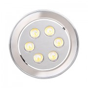 SPOT LED 6X1W WARMLIGHT HL675L