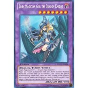Yu Gi Oh! Dark Magician Girl, The Dragon Knight (Drlg En004) Dragons Of Legend Unlimited Edition Secret Rare