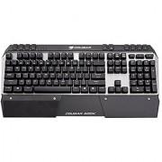 Cougar 600K Aluminum Mechanical 32 Bit ARM Keyboard with Cherry MX Black Switch (KBC600-2IS)