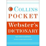 Collins Pocket Webster's Dictionary by Harper Collins Publishers