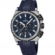 Reloj Festina F16970/2-Azul con Plateado