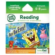 "LeapFrog - eBook leapPad Ultra di Spongebob Squarepants, ""Best day ever!"" [lingua inglese]"