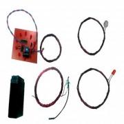 Electronics Mini Project(Wireless Power Transmission)