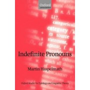 Indefinite Pronouns by Martin Haspelmath