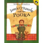 Jamie O'Rourke & the Pooka by Tomie DePaola