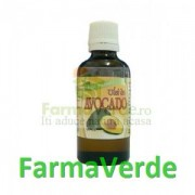 Ulei de Avocado 50 ml Herbavit