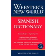 Webster's New World Spanish Dictionary by Harraps