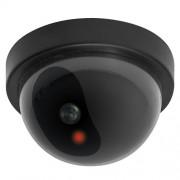 Telecamera per videosorveglianza FINTA con sensore di movimento! TONDA