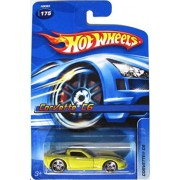 Hot Wheels 2005 Corvette C6 #175