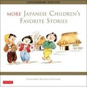 More Japanese Children's Favorite Stories by Florence Sakade