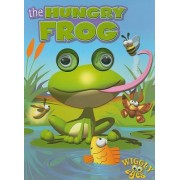The Hungry Frog by Peter Tovey