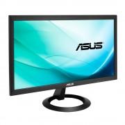 "Monitor ASUS VX207TE, 19.5"", 5 ms, VGA, DVI, Boxe stereo, Black"