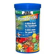 Hrana pesti iaz, sticks, JBL Pond Sticks 4in1, 1L, 160gr, 4014500