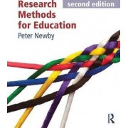 Research Methods for Education by Peter Newby