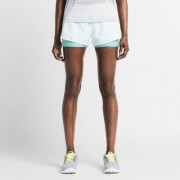 """Nike 2"""" Perforated Rival 2-in-1 Women's Running Shorts"""