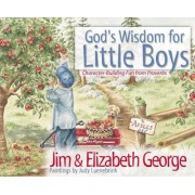 God's Wisdom for Little Boys by Jim George