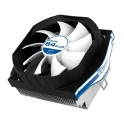 ARCTIC Alpine 64 PLUS - Dissipatore per CPU AMD - fino a una potenza di raffreddamento di 100 Watt grazie a una ventola da 92mm PWM