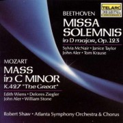 Beethoven/Mozart - Missa Solemnis/ Mass In C (0089408015021) (2 CD)