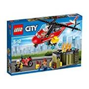 LEGO City Fire 60108: Fire Response Unit Mixed