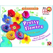 toyztrend creative pretty flowers junior for kids to make their own flower vase an dmake different types of flower