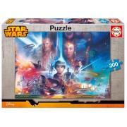 EDUCA 16166 Puzzle cardboard Star Wars 300 bucăţi de la 8 ani