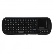iPazzPort de KP-810-19BTS Mini BluetoothV3.0 11-Key Teclado Multimedia