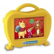Clementoni Puzzle 40646 - Rompecabezas (6 piezas), diseño de Winnie the Pooh