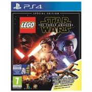Lego Star Wars The Force Awakens Toy Edition Ps4