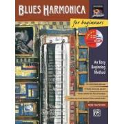 Blues Harmonica for Beginners by J Fletcher