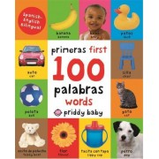 Primeras 100 Palabras/First 100 Words by Roger Priddy