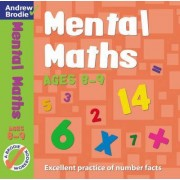 Mental Maths for Ages 8-9 by Andrew Brodie