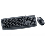 Kit tastatura + mouse Genius KM-130 cu USB