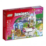 Juniors LEGO 116 PCS Cinderella's Carriage Bike Box Building Toys