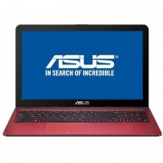 Laptop Asus X540LA-XX266D 15.6 inch HD Intel Core i3-5005U 4GB DDR3 500GB HDD Red