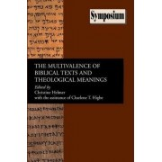The Multivalence of Biblical Texts and Theological Meanings by Christine Helmer
