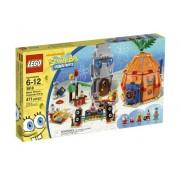 LEGO SpongeBob Bikini Bottom Undersea Party 3818 [Toy] (japan import)
