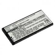 Nokia Lumia 820 batterij BP-5T - 1200mAh - compatibel