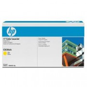 HP INC. - TAMBURO GIALLO 824A PER COLOR LASERJET CLP6015 CM6030 6040 - CB386A