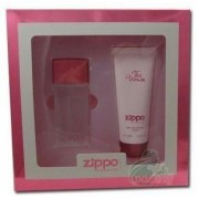 Zippo The Woman Woda perfumowana 30ml spray + Ĺťel pod prysznic 75ml